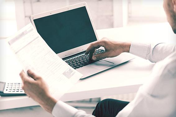 Informes periciales Audit Concept